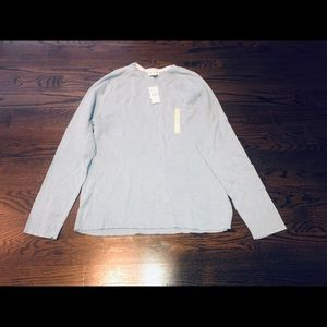 Banana Republic Factory 100% cotton sweater
